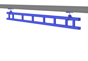 Ceiling Mounted Monorail | BALANCERSDirect.com
