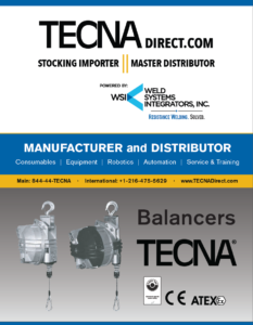 TECNA Balancers FULL Catalog | BALANCERSDirect.com